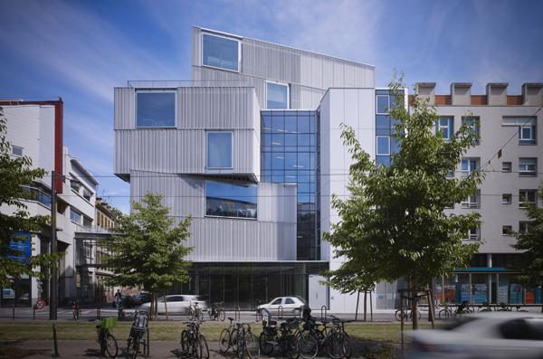 Ecole Nationale Supérieure d'Architecture de Strasbourg de Mimram