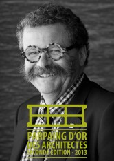Le parpaing d'or 2013 de l'architecte qui porte le plus fièrement la moustache