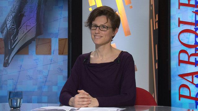 Coralie Delaume dans l'émission de Xerficanal