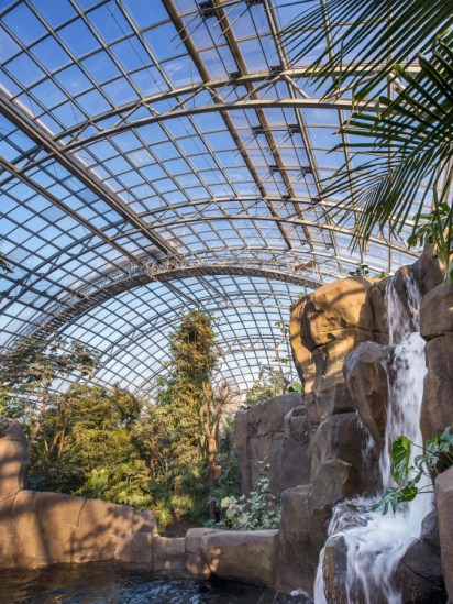chantier du Parc zoologique de Vincennes (zoo de Vincennes)