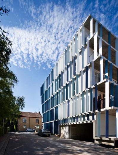 CHL Social Housing O-S Architectes