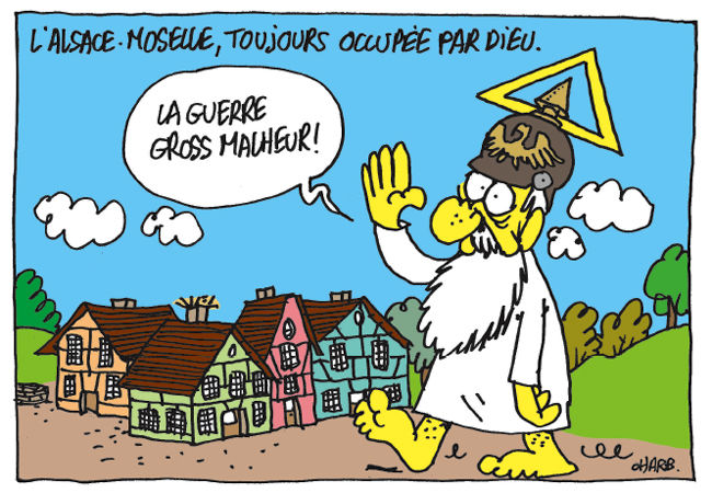 Charb - Alsace Moselle