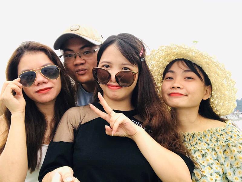 In nhãn mác ACCA du lịch Hạ Long