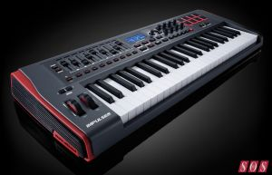 Clavier maître Novation Impulse 49
