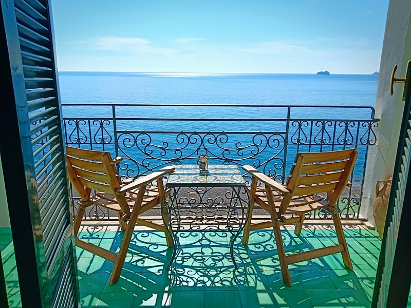 décoration sol balcon