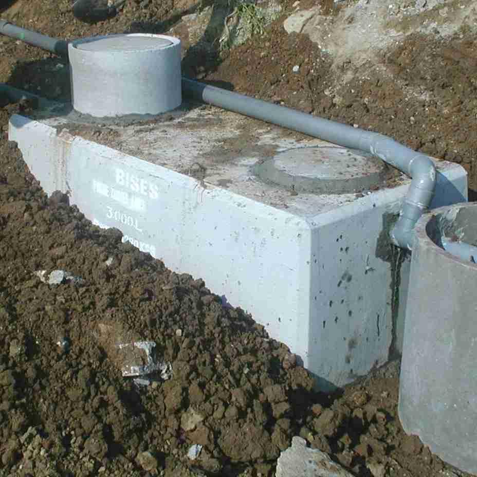 fosse beton