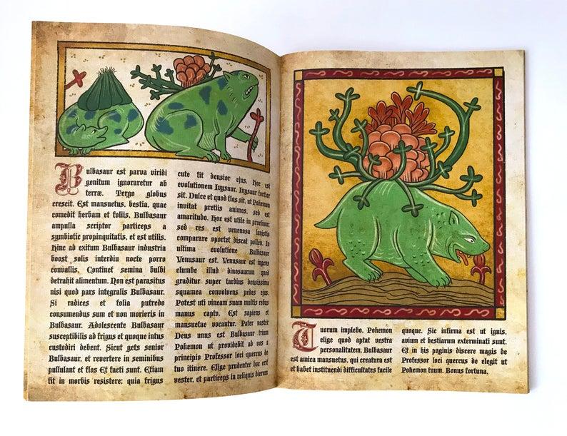 Codex Pokemonus Bulbasaur