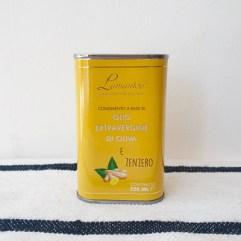 Extra vergine olijfolie met Gember - Lamantea