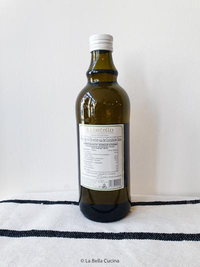 Extra vergine olijfolie - Il Castello