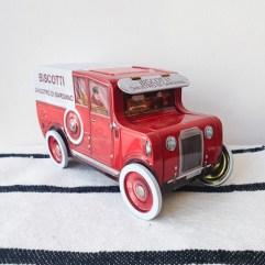 Biscotti busje
