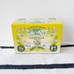 Kamille thee - Sweet Herbs