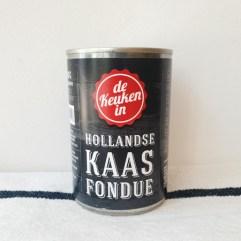 Hollandse Kaasfondue, klein blik