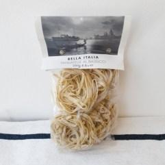 Tagliatelle met basilicum - Bella Italia