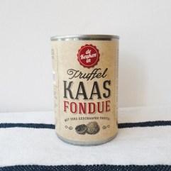 Truffel Kaasfondue, klein blik