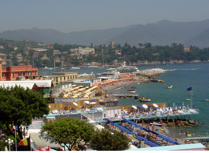 Santa Margherita Liguria-Seaside View | labellasorella.com