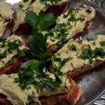 Baccala Mantecato  –  Creamed Codfish