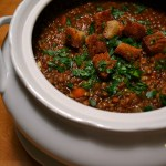Lentil Soup – Zuppa di Lenticchie