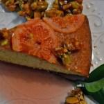 Torta al Pistacchio – Pistachio Cake