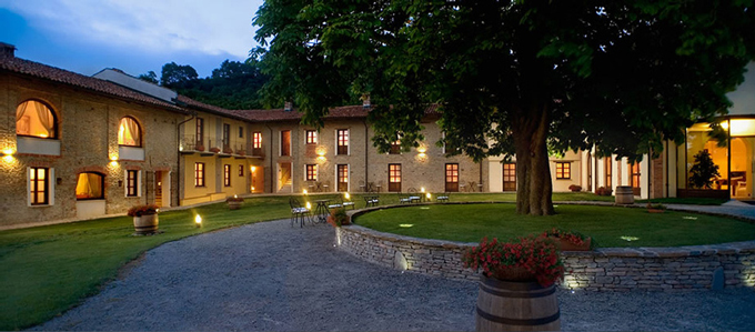 Relais Montemarino early evening | labellasorella.com