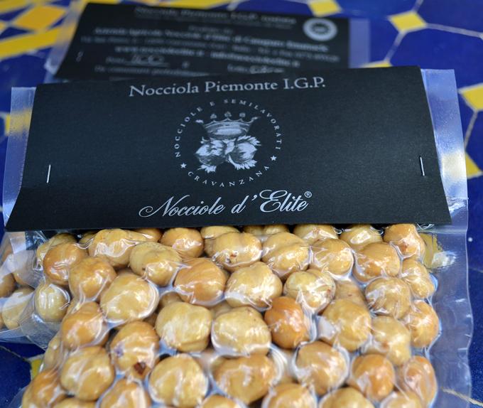 Imported hazelnuts Piedmonte IGP | labellasorella.com