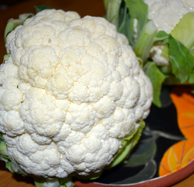 Fresh Cauliflower | labellasorella.com