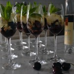 Cherries with Grappa & Mascarpone – Ciliege con Grappa e Mascarpone