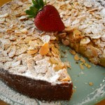 Italian Almond Cake – Torta di Mandorle