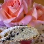 Lavender & Chocolate Biscotti – Biscotti alla Lavanda e Cioccolato