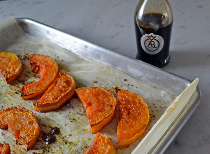 Roasted butternut squash | labellasorella.com