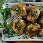 Chicken with Preserved Lemons – Pollo al Limone Conservati