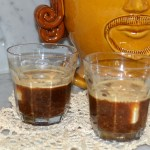 Caffe Leccese – Iced Coffee with Almond Milk from Lecce