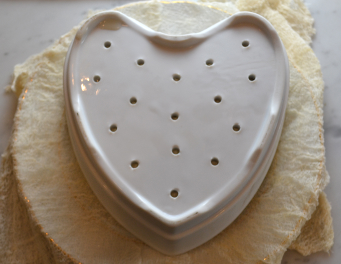 Platting the heart of cream | labellasorella.com