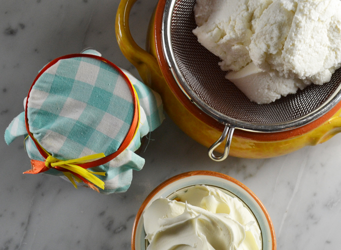 High quality ricotta and mascarpone | labellasorella.com
