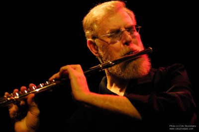 Lew Tabackin (flauto, live)