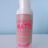 Barry M | Flawless Matte Foundation