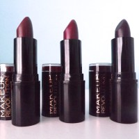 Makeup Revolution Lipsticks | Review and Swatches