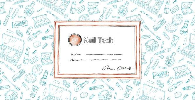 Description Of A Nail Technician