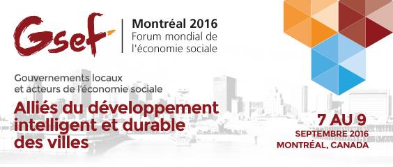 Forum mondial économie sociale