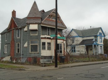 Ruine in Mexicantown (Credits: Nils Terp).