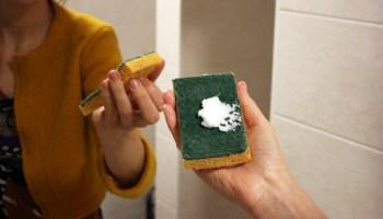 Comment Nettoyer La Salle De Bain Naturellement - Bicarbonate de soude nettoyage salle de bain