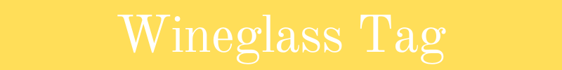 Wineglass Labels