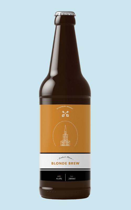 blonde brew