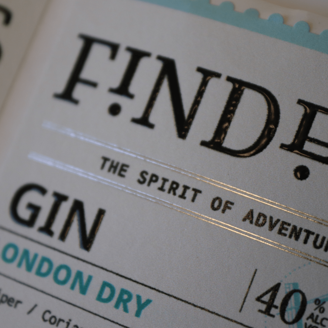gin labels