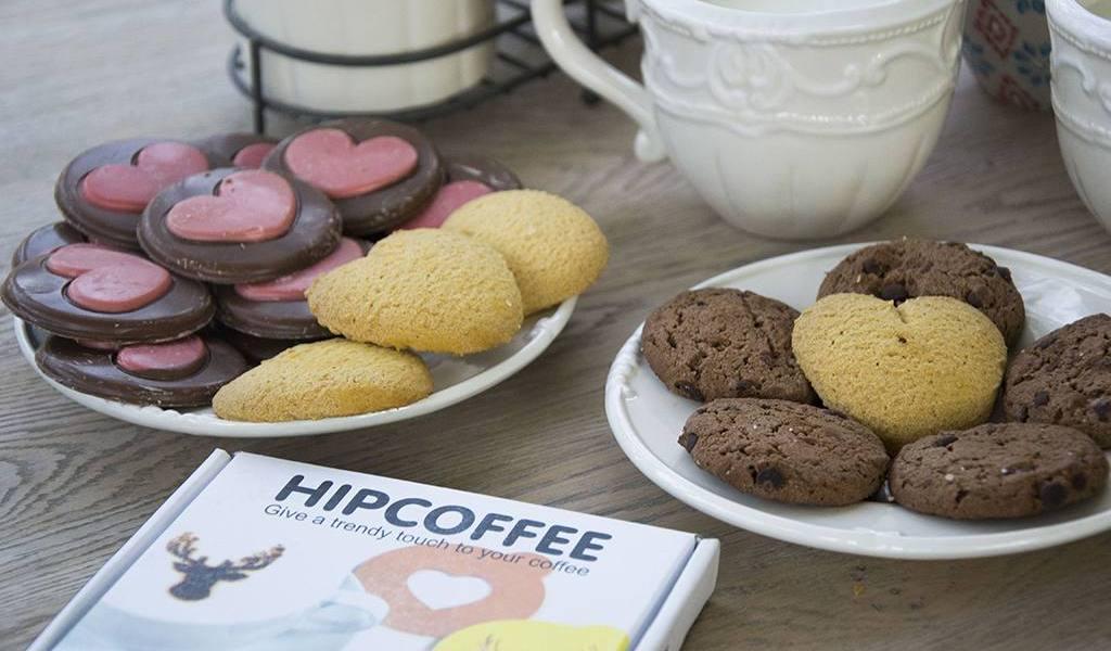 Ditverzinjeniet.nl - Hipcoffee koffiemallen   Label of Suze