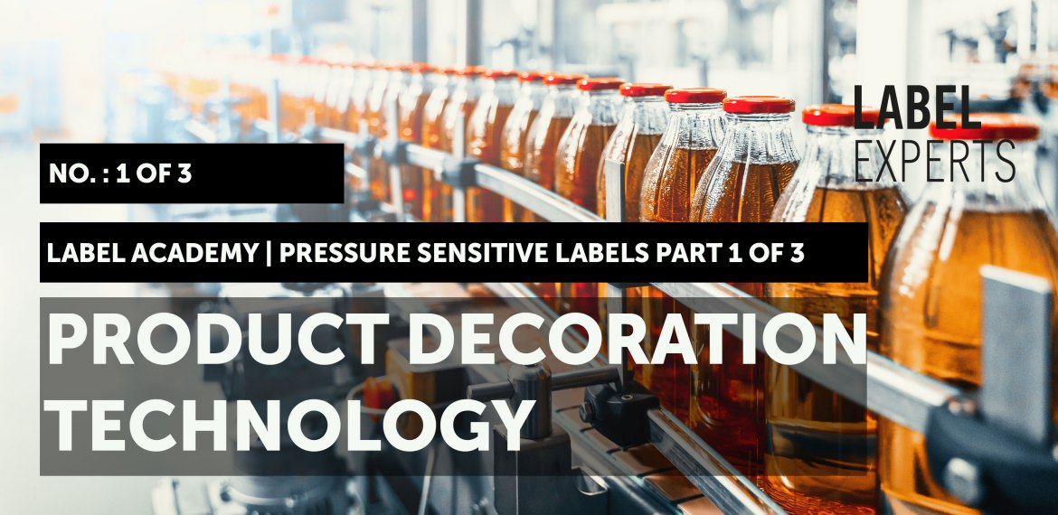 Label Academy | Pressure-Sensitive Labels – Introduction
