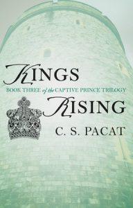Kings Rising Von C S Pacat Englisch Captive Prince 3