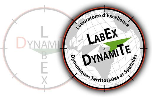 Nouveau logo du LabEx DynamiTe
