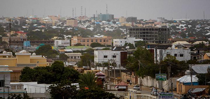 Ville africaine