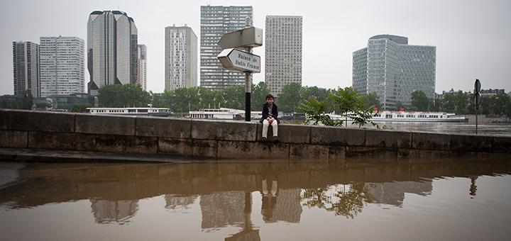 Innondations Paris