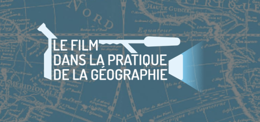"""Colloque """"Le film dans la pratique de la géographie"""""""
